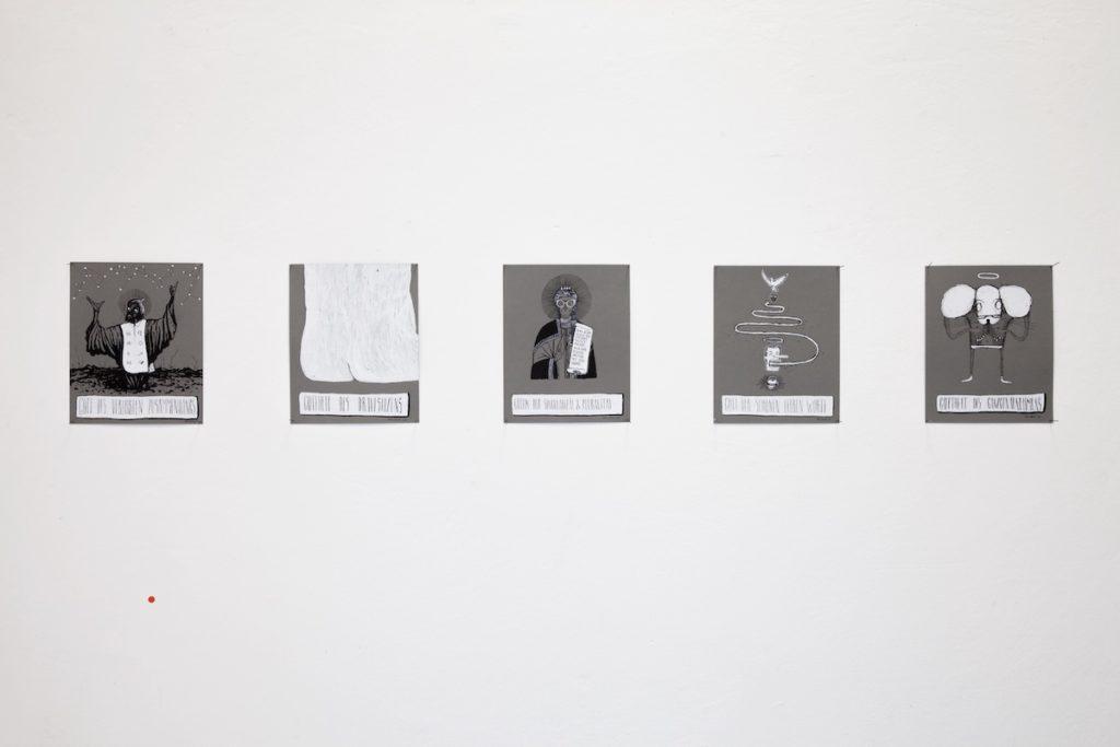 Die heilige Meute, Robin Klengel, 2020